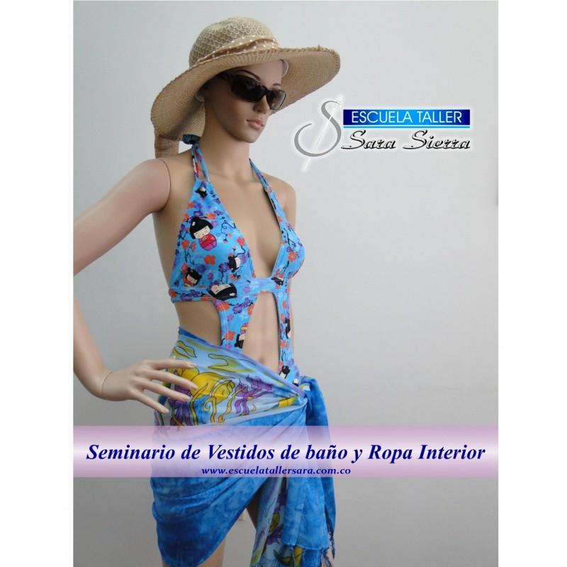 Lenceria Ropa De Baño: / Seminarios > Seminario de vestidos de baño y Ropa interior