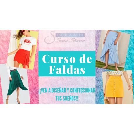 Diseño y Confección de Faldas (Básico)