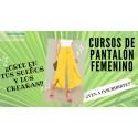 Diseño y Confección de Pantalón para Dama