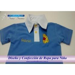 Diseño y Confeccion de Ropa para Niño